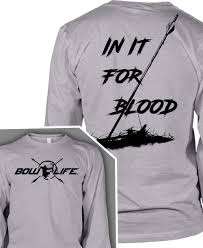bow life brand merchandise archery apparel and accessories bow life men s passthrough gray long sleeve bowhunting apparel bow hunting shirts archery