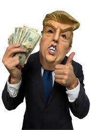 halloween president masks donald mask