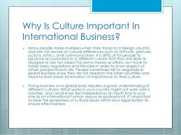 cultural differences in international business 5 presenta