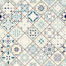 mega gorgeous seamless patchwork pattern from colorful moroccan
