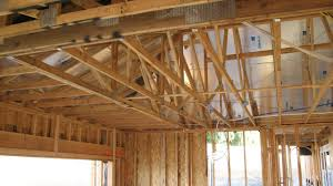 garage roof framing modifications for storage when rafter ties don
