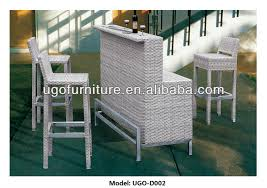 Garden Bar Table And Stools Wicker High Bar Tables Wicker High Bar Tables Suppliers And