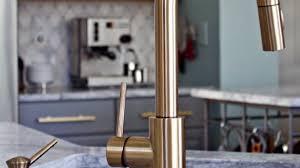 delta bronze kitchen faucets chagne bronze kitchen faucet kitchen sustainablepals