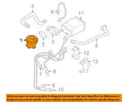nissan sentra xe 2000 2000 2002 nissan sentra egr valve 14710 5m002 genuine oem new