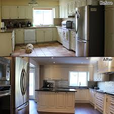 toronto u0026 thornhill kitchen design before and after photo gallery