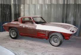 corvette project cars ebay project car bring a trailer