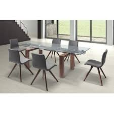 Extendable Dining Tables by Extendable Glass Kitchen U0026 Dining Tables You U0027ll Love Wayfair