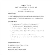 view basic resume sles resume for retail sales associate unique retail sales skills on