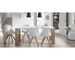 chaises table manger table et chaise salle a manger table chene maisonjoffrois