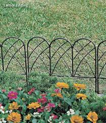 cast iron garden fence how to make fence