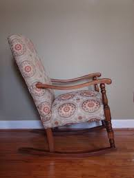 48 best upholstered rocking chairs images on pinterest chairs