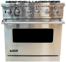 Viking Cooktops Viking Vdsc5304bss 30 Inch Dual Fuel Range Review Reviewed Com