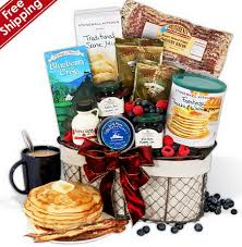 breakfast gift baskets gift baskets for back to school grandparents day