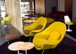replica eero saarinen womb lounge chair and ottoman buy lounge