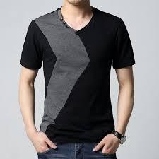 designs mens t shirt slim fit crew neck t shirt sleeve