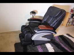 Back Massager For Chair Reviews Shiatsu Massage Chair Full Review Model Ec06c Youtube