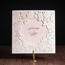 Invitation Card Printing Services Latest Wholesale Customized Laser Cut Birthday Wedding Greeting