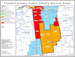 County Map Of New York State by Franklin County Find Your Public Library In New York State