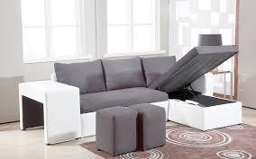 canap d angle convertible avec pouf canapé d angle réversible et convertible avec pouf coffre table