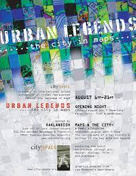 Maps Redmond Urban Legends The City In Maps Mmm Design