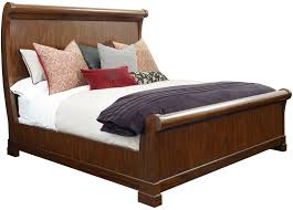 Bob Timberlake King Size Sleigh Bed Henredon Furniture 4200 12 399hf 4200 12 399r Bedroom Modern