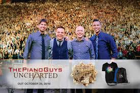 win tickets to see the piano guys live plus an uncharted prize