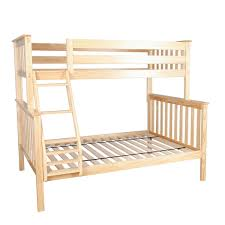 Bunk Beds Boston Max Solid Wood Bunk Bed Bedrooms