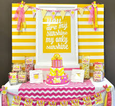 themes you 130 best sunshine party ideas images on pinterest girl parties