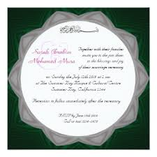 islamic wedding invitations muslim wedding invitations announcements zazzle au