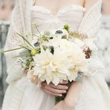 wedding bouquet ideas dahlia wedding bouquets brides