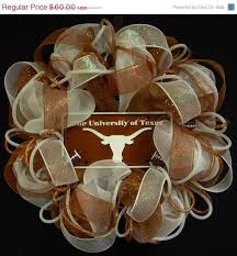 33 best univ of images on wreath ideas