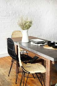 Rattan Dining Room Set Furniture Maison Giveaway Lilo Dining Chairs Thou Swell