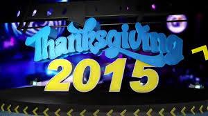 Thanksgiving 2015 Thanksgiving 2015 Promo Youtube