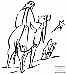 Christianity Bible Three Wise Men 3 Kings Three Wise Men Coloring Wise Worship Coloring Page