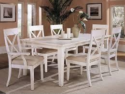 White Dining Room Sets White Dining Room Sets Thearmchairs Style - Dining room sets white