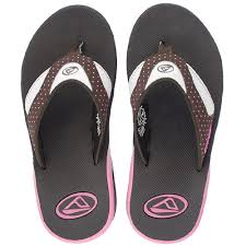 reef fanning flip flops womens reef fanning ladies sandals pink