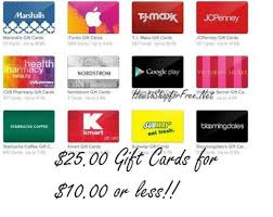 gift cards for less discount gift cards how to shop for free with kathy spencer