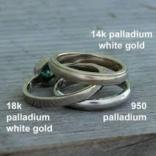 14k palladium white gold custom ordering information mcfarland designs