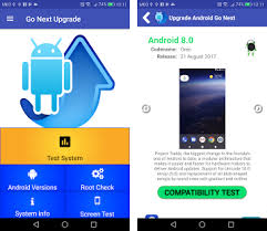 how to upgrade android version upgrade for android go next apk version 2 0 5