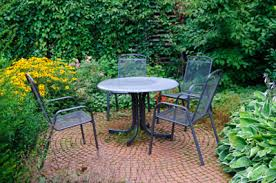 backyard patio landscaping design ideas