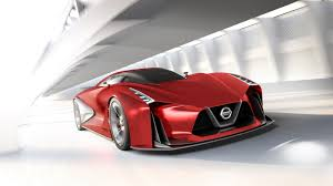 nissan gran turismo nissan 2020 vision gran turismo heading to tokyo show in a new red