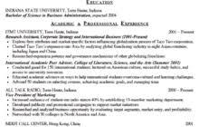 College Student Internship Resume Internship Resume With No Experience Recentresumes Com