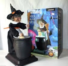 animated witch with skull in pot gemmy wiki fandom powered by