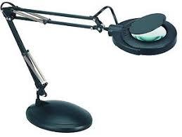 Desk Light With Magnifying Glass Task Lamp Daylight Desk Light Magnifying Glass Loupe Lab Work