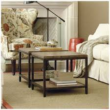End Tables For Living Room How To Decorate A Small Living Room