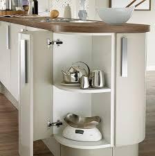 meuble cuisine arrondi meuble haut 300 porte arrondie grande hauteur p390 meuble