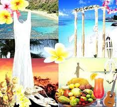 hawaiian themed wedding hawaiian wedding decorations luau decorations hawaiian wedding