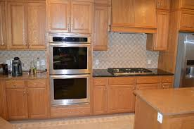 how to modernize honey oak cabinets golden honey oak cabinet redo