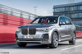 bmw rumor bmw concept x7 coming to frankfurt auto show with a fuel