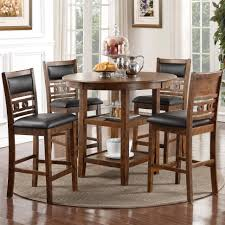 kitchen pub height table high dining room tables counter height